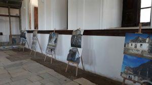 Şirince Köyü Dimitros Kilisesi Tabloları