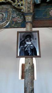 Şirince Köyü Dimitros Kilisesi Meryem Ana Tablosu
