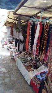 Şirince Köyü Çarşısı
