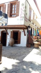 Yorgonun Mahzeni - Şirince Köyü