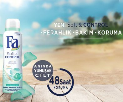 Fa Soft Control Deodorant Roll-On