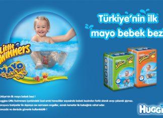Huggies Little Swimmers Mayo Bezleri