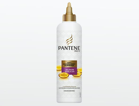 Pantene Pro-V Belirgin Bukleler Saç Kremi