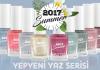 Pastel Summer 2017 Oje Serisi Rengarenk