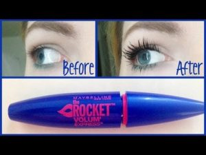 Maybelline Rocket Volume Express Maskara