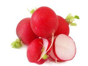 Cilde iyi gelen besinler - kırmızı turp