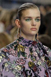 2018 Kış Makyaj Trendleri - Renkli Göz Kalemleri Modası
