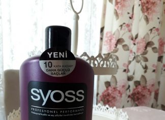 Syoss Seramid Komplex Kırılma Karşıtı Şampuan