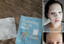 Cettua Nemlendirici Kağıt Maske ile Cildiniz Yumuşacık Olsun!