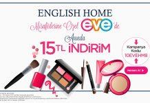 English Home Eve Kampanyası Detayları