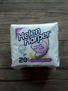 Helen Harper Günlük Ped 20'li