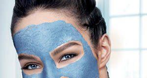 Loreal Mavi Maske - Loreal Paris Saf Kil Siyah Nokta Karşıtı Maske