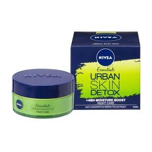 Nivea Urban Skin Gece Kremi
