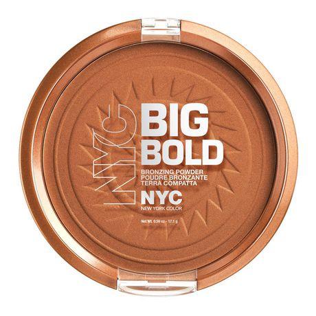 NYC Big Bold Bronzer Renkleri ve Fiyatı