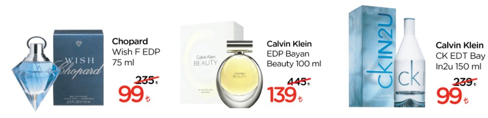 watsons yılbaşı lüks parfüm indirimi