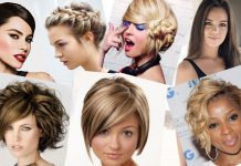 son moda kadın saç modelleri