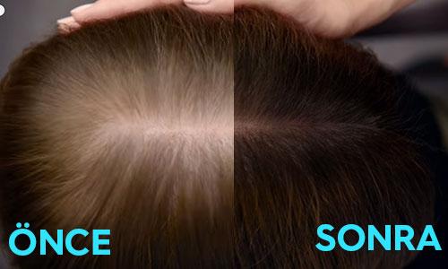 Beyaz Saç Kapatıcı Sprey