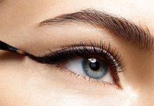 jel eyeliner nasıl sürülür
