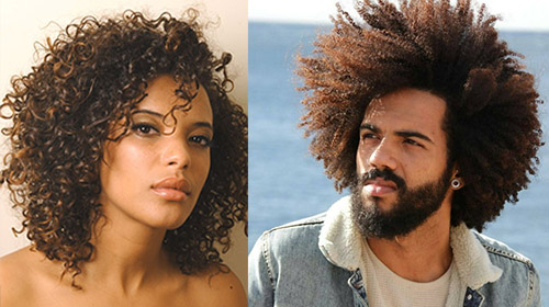 bonus kıvırcık saç modelleri
