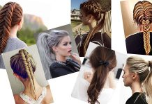 Okul İçin Pratik Saç Modelleri Lise