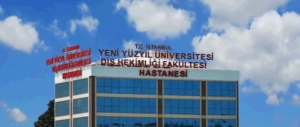 İstanbul Yeni Yüzyıl Üniversitesi Diş Hekimliği Fakültesi Hastanesi