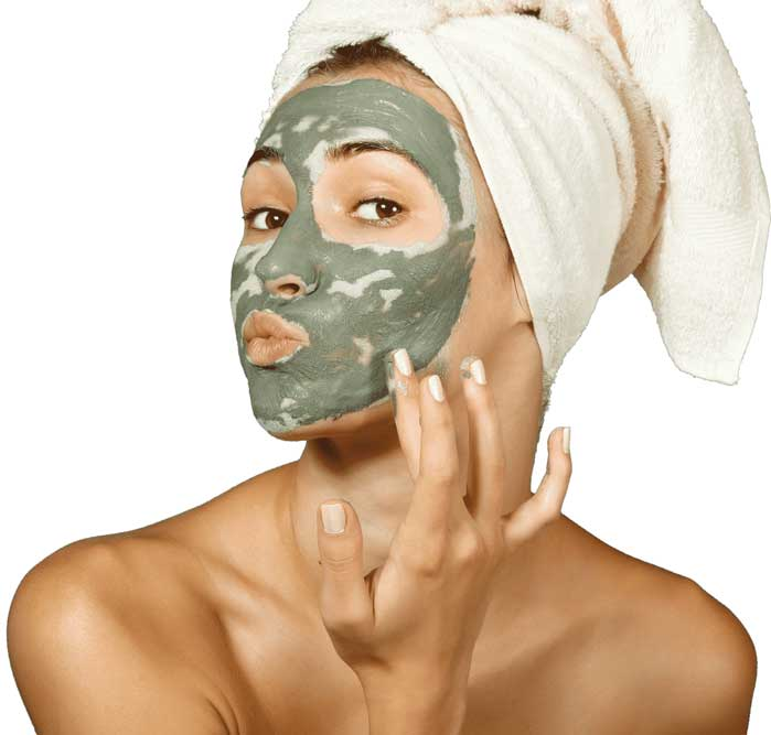 Canlılık Verici Kil Maskesi