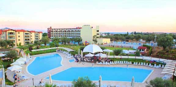 Hattuşa Vacation Termal Club Kazdağları / Balıkesir