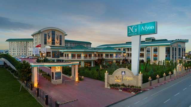 en iyi termal oteller NG Afyon / Afyon Karahisar
