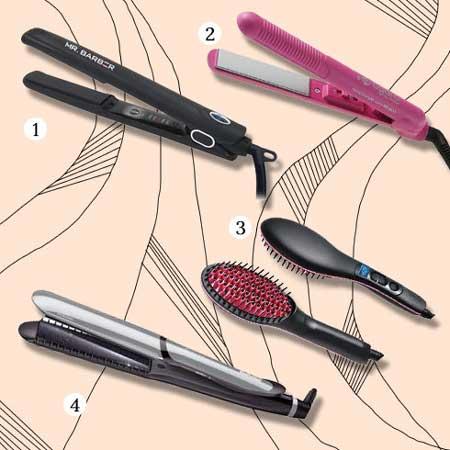 Saç Düzleştirici Türleri