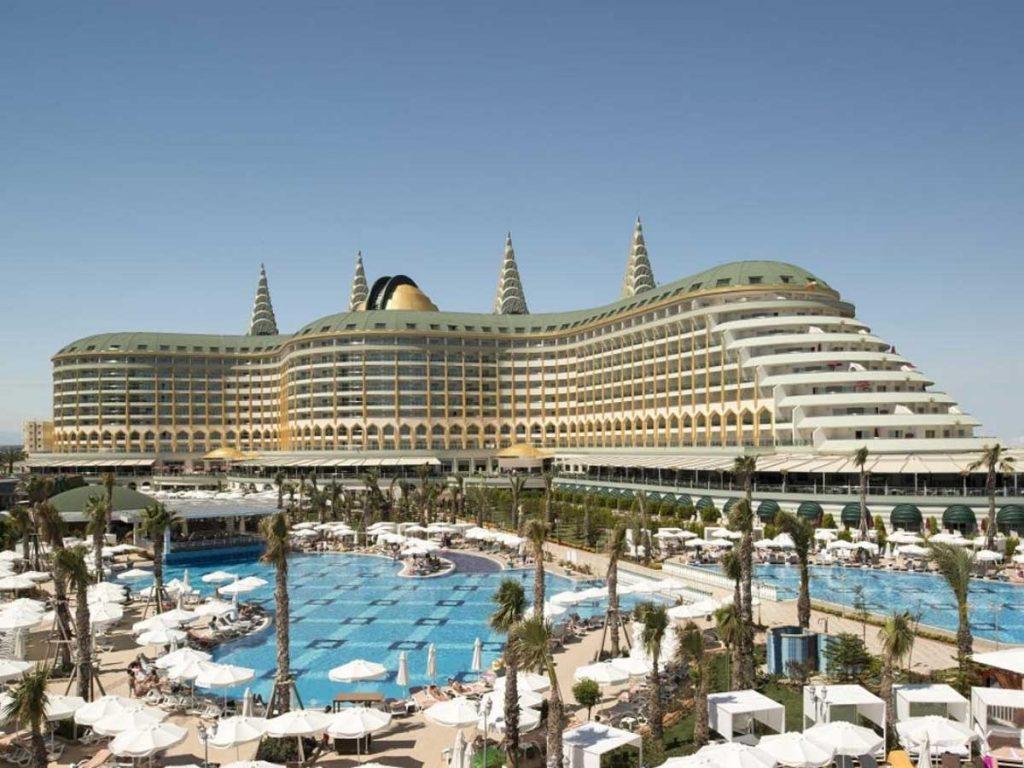 Antalya En İyi Hoteller Delphin Imperial Hotel Lara