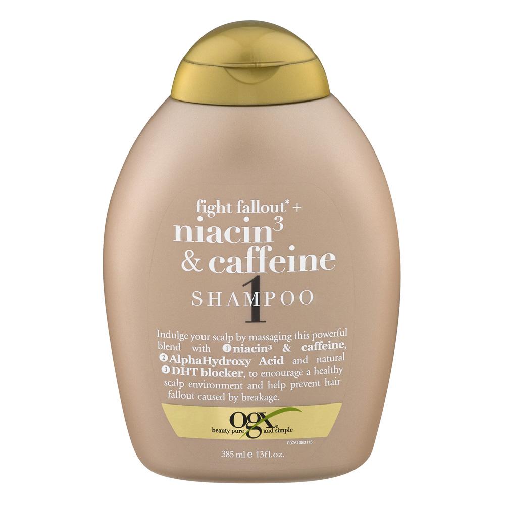 Organix Niacin Caffeine Shampoo