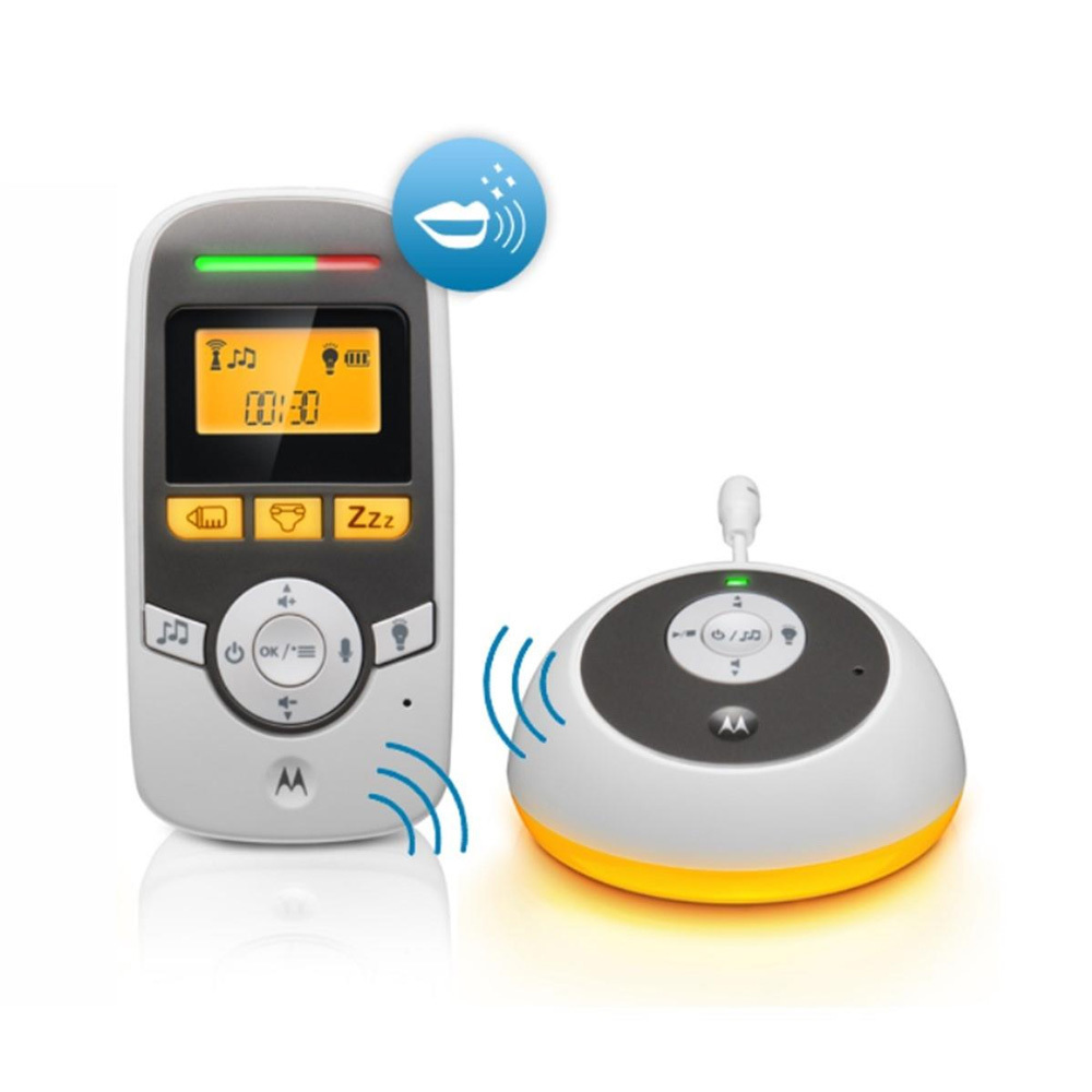 Motorola MBP 161 Dect Baby Monitor Bebek Telsizi