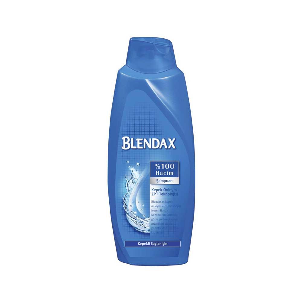 Blendax Erkekler İçin Kepeğe Karşı Etkili Şampuan