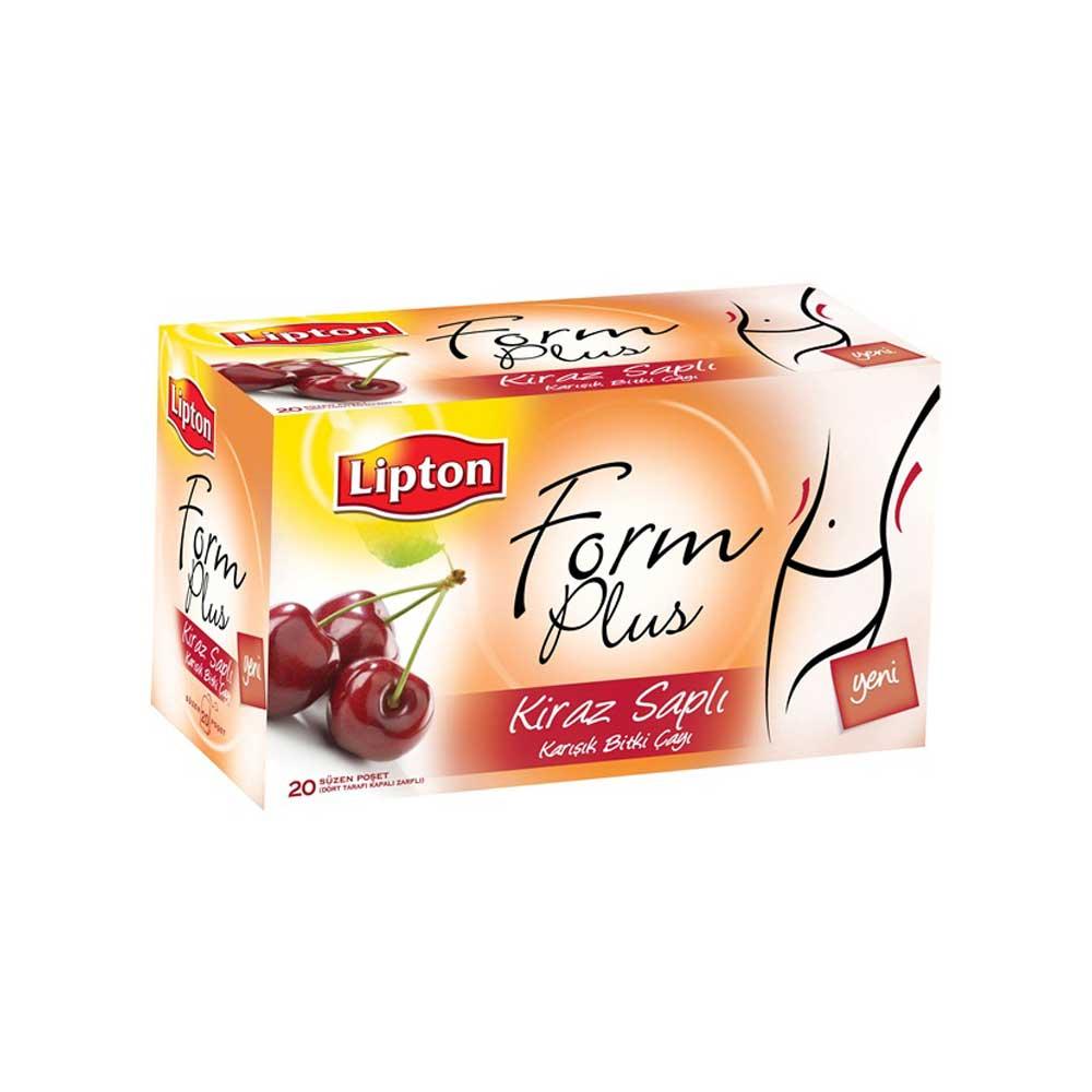 Lipton Form Plus Kiraz Sapı Çayı